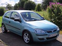 !!MOT MARCH 2017!! 2004 VAUXHALL CORSA 1.2 / TRADE IN TO CLEAR / STARTS AND DRIVES PERFECT /
