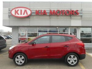 2013 Hyundai Tucson 2L MANUAL, ONLY $37* Weekly!