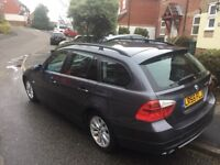 BMW 3 series(55 reg)estate/103,000 miles/2.0L/Manual/Petrol