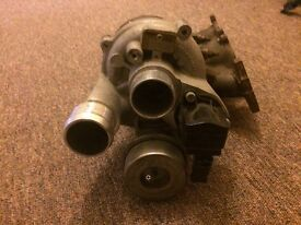 2012 - 2014 Mini Cooper S R56 Borgwarner OEM Turbo charger. comes with manifold