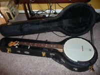 Gold Tone MM-150 Open Back 5 String Banjo
