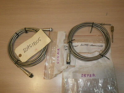 Set Of Conair Rtd Sensor And Extention Number 20951805-rtd And 20951801-rtd