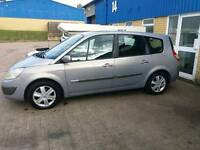 RENAULT MEGANE GRAND SCENIC 7 SEATER 1.6 STARTS AND DRIVES GREAT £995