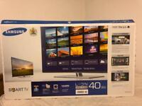Samsung 40 inch 3D smart tv for sale