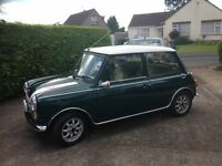 1983 Mini Mayfair - Stunning Car with only 17395 miles