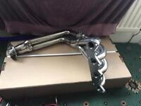 Saxo vtr Pugeot 106 4 2 1 manifold brand new
