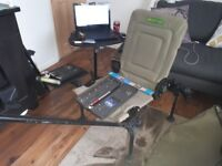 Korum feeder fishing chair