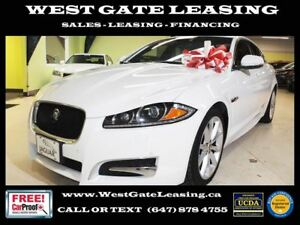 2012 Jaguar XF 5.0L V8 | SPORT XF-R SKIRTS | FULLY LOADED |