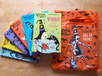 "New ""Winnie and Wilbur"" set of 6 books"