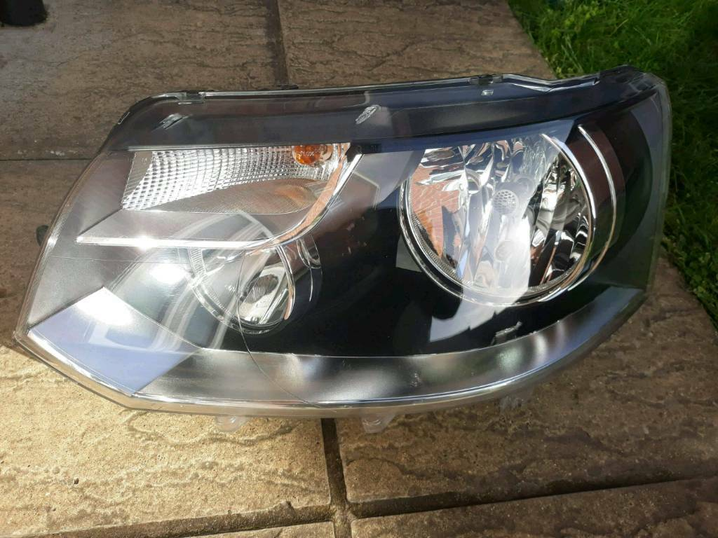 Vw T5 1 facelift headlights | in Norwich, Norfolk | Gumtree