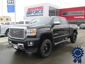 2015 GMC Sierra 2500HD Denali - Leather Seats, Satellite Radio