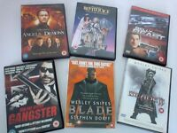 DVD Bundle, 40 DVD's in total. Various Genres, all in VGC. See ad & pics for titles.