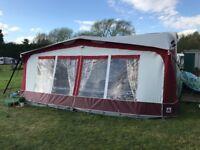 Dorema caravan awning 970-1000