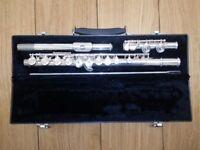 Flute Silver Plated Gemeinhardt M2