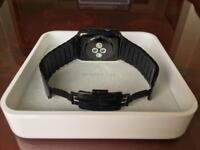 Apple Watch Stainless Steel Space Black Link + Link Bracelet