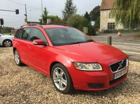 volvo v50 estate 1.6d se