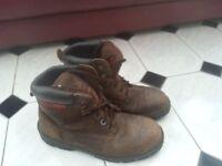 Blackrock safety boots sie 9/43