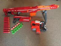 Nerf gun critical strike collection