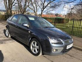 Stunning Ford Focus 1.6 Zetec Climate 57 plate only 51,000 Miles