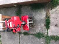 mantis rotavator starts first time £100