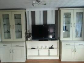 Dressers and shelves
