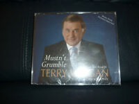 Terry WOGAN autobiography CD