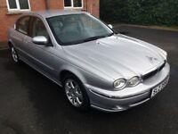Jaguar X type 2.1v6 petrol.
