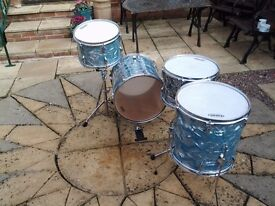 1968/69 Japanese Drum Kit - Possibly Pearl