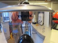 Tefal automatic rice cooker classic 3.2l (Chrome) - never used