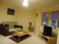 DUNFERMLINE - bright modern 1 bed furnished flat to let