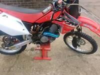 Honda crf150 2009