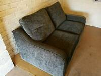 2 SEATER SOFA BED - AS NEW