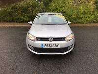2011 VOLKSWAGEN POLO 1.2 TDI MATCH GREAT LOOKING CAR MUST SEE ONE OWNER 71,000 MILES£6495 OLDMELDRUM
