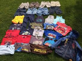 Bundle Boys Clothes 4-5 years
