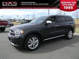 2011 Dodge Durango SXT AWD 7 PASS