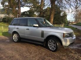 Range Rover Vogue facelift 2010