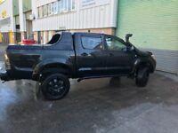 Toyota hilux 3l d4d