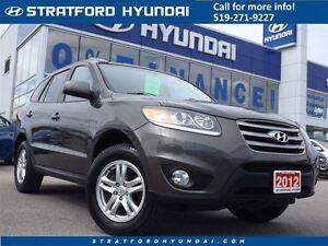 2012 Hyundai Santa Fe GL 3.5 | 1 OWNER | NO ACCIDENTS |