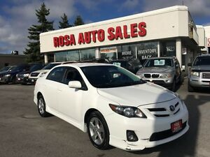 2011 Toyota Corolla 4DR  PW PL PM NO ACCIDENT SAFETY E TEST