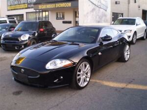 2009 Jaguar XK COUPE! RARE! ONLY 60K ! CARPROOF CLEAN .