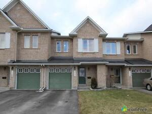 $324,900 - Townhouse for sale in Orléans