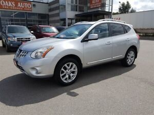 2011 Nissan Rogue S- AWD - NAVI - LEATHER - SUNROOF