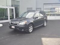 2014 Subaru Forester TOURING Manual $175/BiWeekly tax in