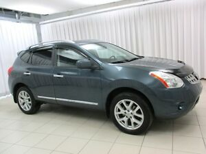 2012 Nissan Rogue 2.5SL AWD X-CVT SUV - FULLY LOADED w/ LEATHER,