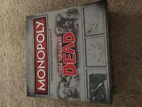 Walking. Dead monopoly