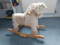 Childs small rocking horse