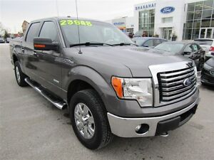 2012 Ford F-150 XLT | 3.5 EcoBoost | TONNEAU COVER | LINE-X |