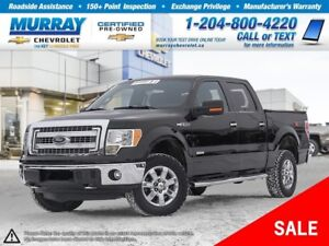2013 Ford F-150 *Bluetooth, Rear View Camera, Traction Control*
