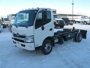 2013 Hino 155 cab/chassis only