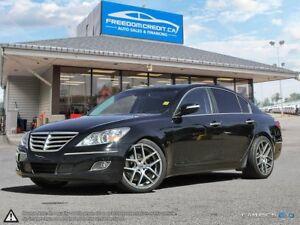 2010 Hyundai Genesis 3.8 Technology LOADED LEATHER SUNROOF NA...